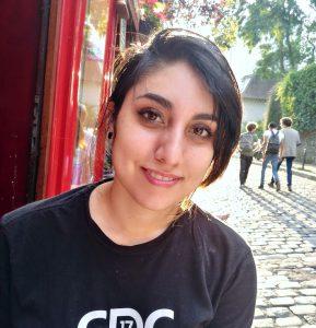 Yasiman Ahsani, SVAD Alumna
